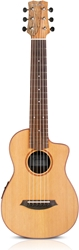 Cordoba Mini SM-CE Ukulele Spalted Maple with gig bag